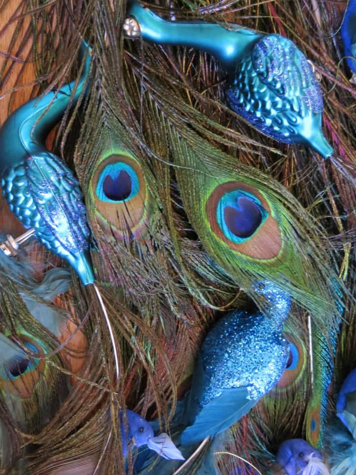 Peacock Raw Materials