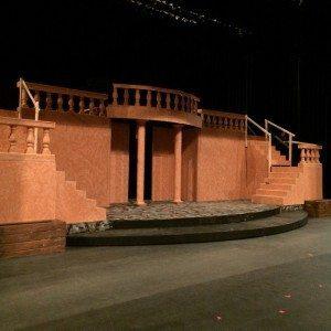 Evita-stage