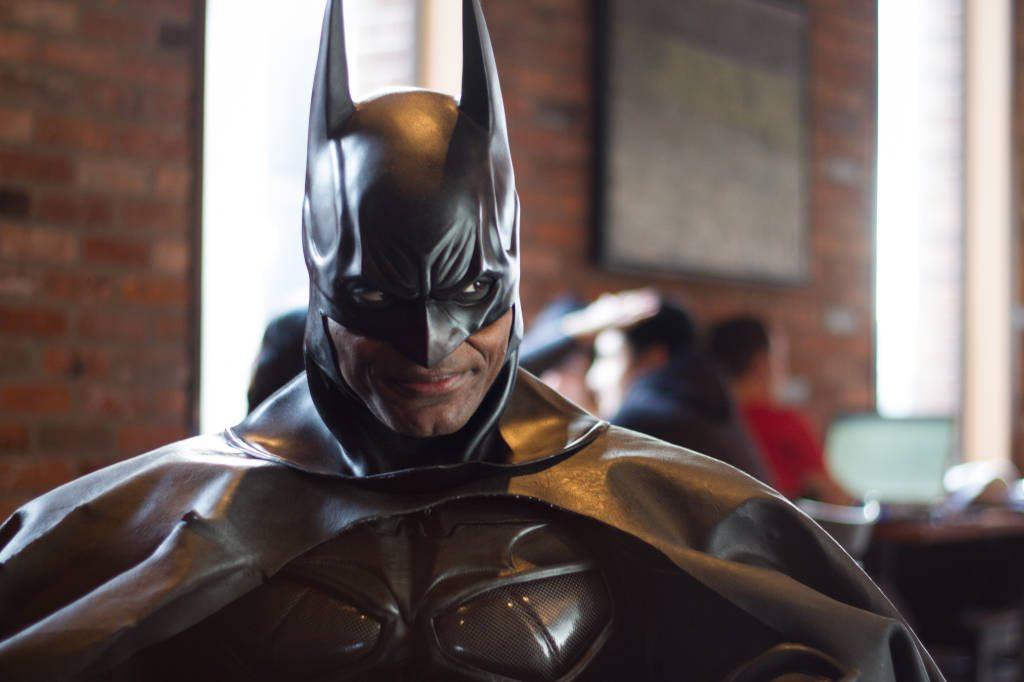 Brampton Batman Coffee Culture