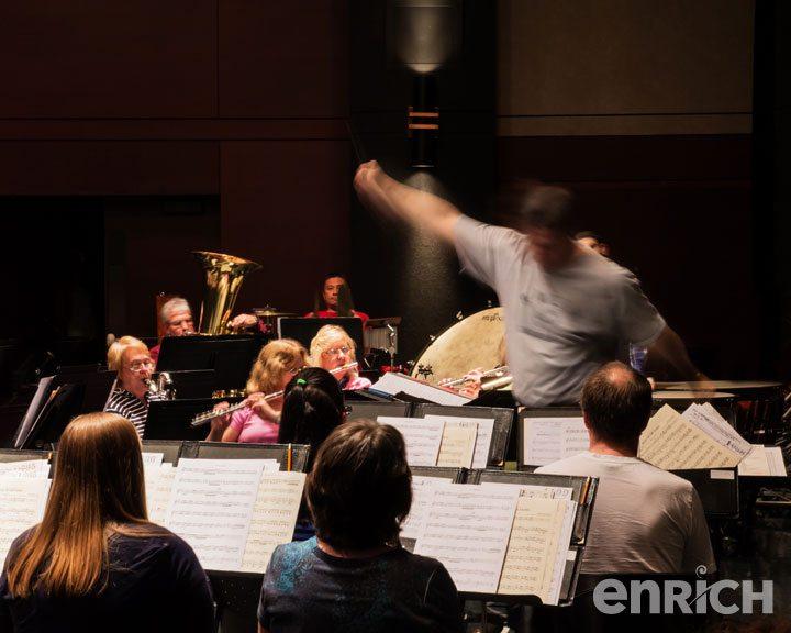 Enrich Music Brampton Concert Band