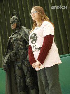 Enrich Magazine Brampton Batman Agnes Taylor Public School