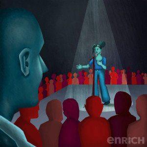 Spoken Word - Enrich Magazine